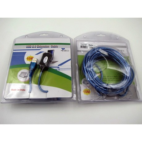 Kabel USB 10m
