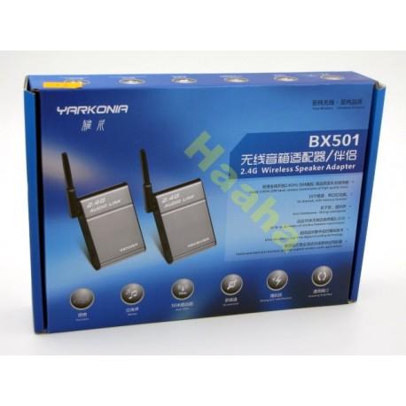Radiowy transmiter Audio BX501