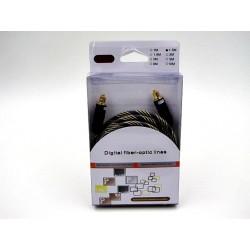 Kabel Optyczny 1,5m Toslink EMK