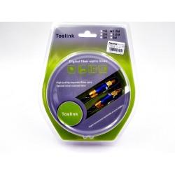 Kabel Optyczny 1,5m Toslink EM
