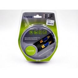 Kabel Optyczny 5m Toslink EMK