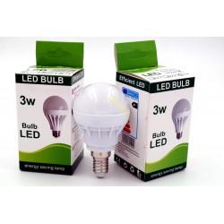 Żarówka LED E14 3W 6500K