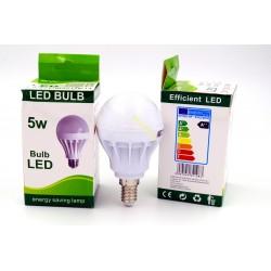 Żarówka LED E14 5W 6500K