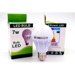 Żarówka LED E27 7W 6500K