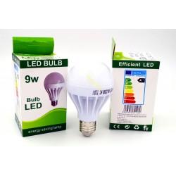 Żarówka LED E27 9W 6500K