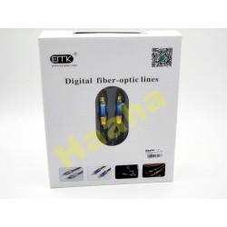 Kabel Optyczny 8m Toslink EMK