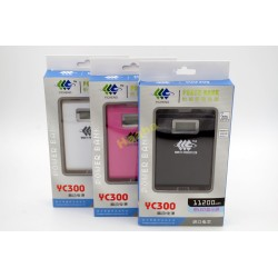 Power Bank 11200 mAh YC300