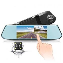 Rejestrator Jazdy z kamerą cofania T672