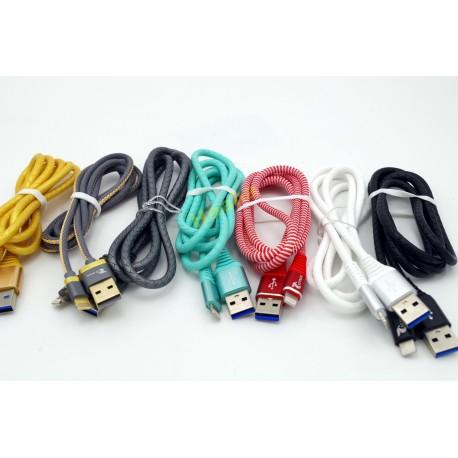 Kabel Lightning LT Plus mix kolor
