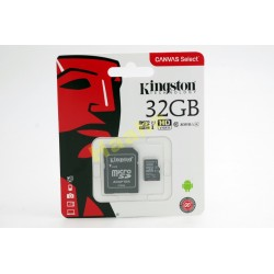 Karta Pamięci 32GB Kingston