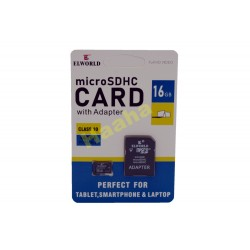 Karta Pamięci 16GB Elworld