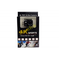 Kamera Sportowa 4K WiFi Action Camera