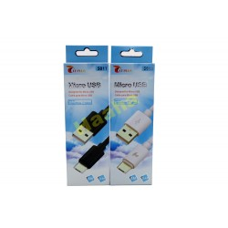 Kabel micro USB 2.4A S011S012