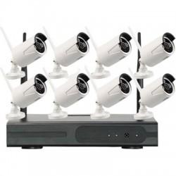 Zestaw Do Monitoringu 8 Kamer