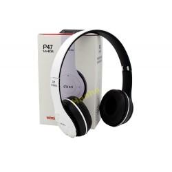 Słuchawki  Nauszne Bluetooth  P47