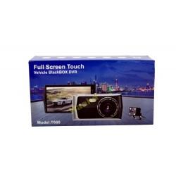 Rejestrator Jazdy Kamera Cofania T680