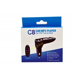 Transmiter Bluetooth FM C8