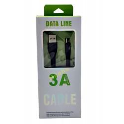 Kabel USB Typ-C 3A nylon