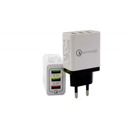Ładowarka 3xUSB Quick Charge 3.0 AR-QC-03