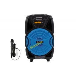 Głośnik Bluetooth Karaoke QS-821