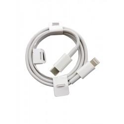Kabel Typ-C do lightning iphone pd