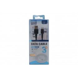 Kabel USB Lightning 3m 3A SK1008
